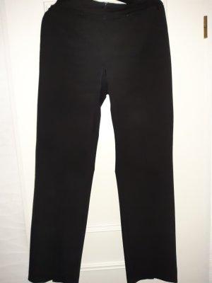 Schwarze Hose hochwertiger Stoff von Mac, Größe M