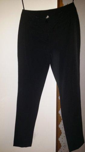 b.c. Pantalon en lin noir