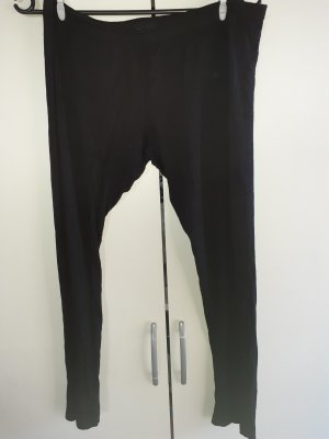 Schwarze Hose Leggings Gr.46