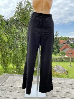 Sure Jersey Pants black polyester