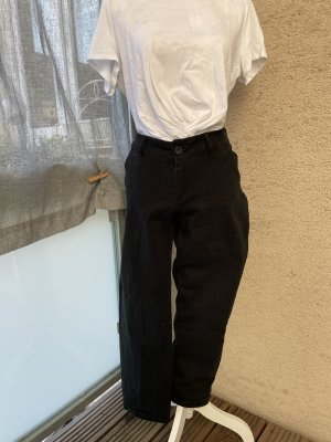 Active USA Pantalone chino nero