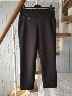 Alba Moda Jersey Pants black