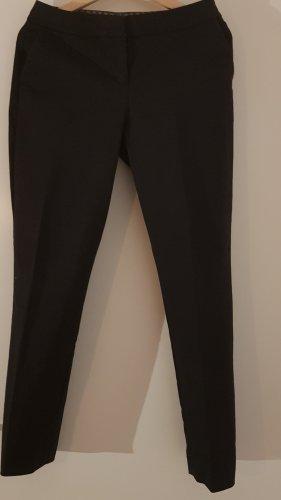 Boden Pantalón de pinza negro Algodón