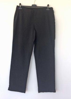 schwarze Hose von Doris Streich, Größe 46