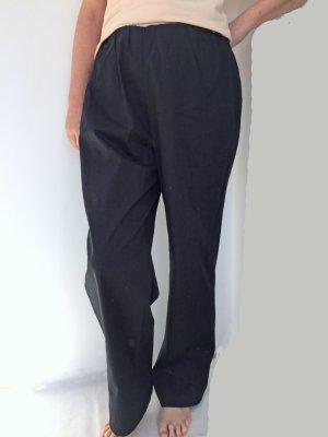 schwarze Hose von Doris Streich, Größe 48
