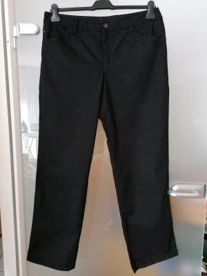 Mac Pantalón de campana negro