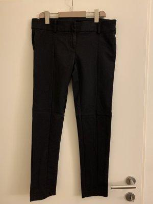 Patrizia Pepe Spodnie materiałowe czarny