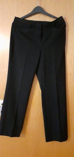 Taifun Pantalón de vestir negro
