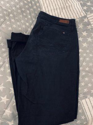 Schwarze Hose von Tommy Hilfiger Größe 12