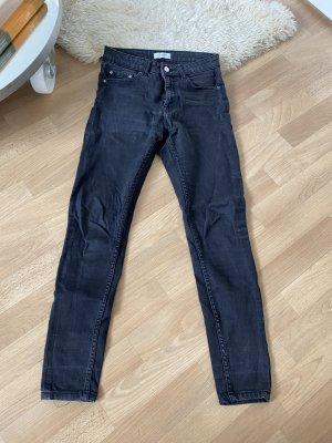 Schwarze Hosen Jeans black Zara