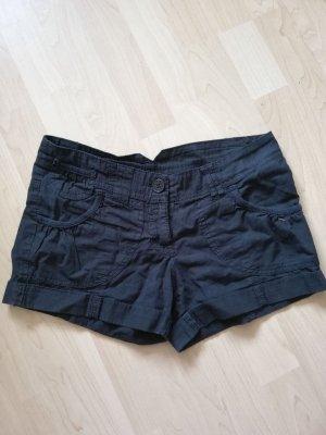 Madonna Shorts negro Algodón