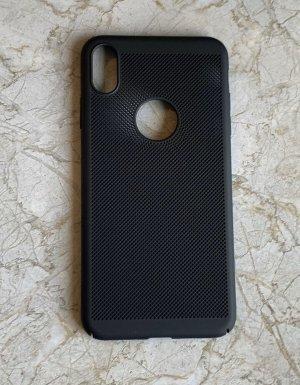 Pokrowiec na telefon komórkowy czarny
