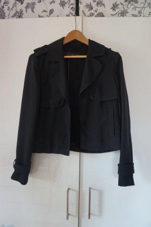 schwarze Jacke/Blazer