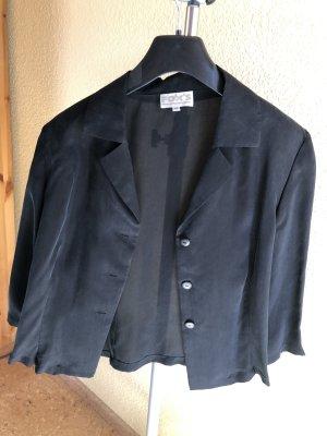 Schwarze Jacke / Blazer