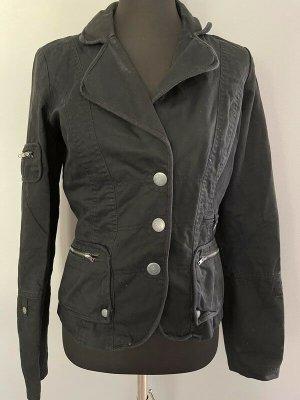 Schwarze Jacke / Blazer von Vero Moda, Gr. 38