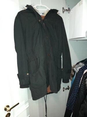 keine Oversized Jacket black