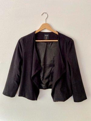 Schwarze Jacke für jeden Anlass