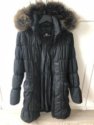 Schwarze Jacke Gr. 38