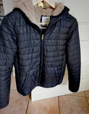Schwarze Jacke Gr. M