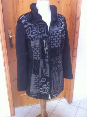 Blousejack zwart Polyester