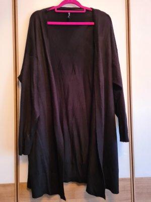 Schwarze Jacke in Größe L