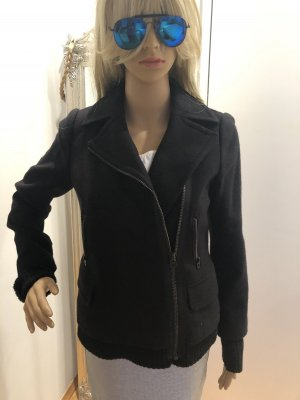 Juicy Couture Wool Jacket black