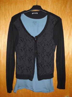 Orsay Veste chemise noir