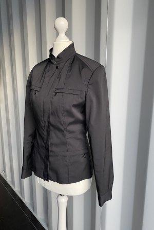 Schwarze Jacke von Comma