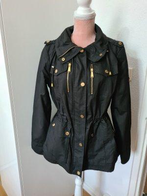 schwarze Jacke von Michael Kors