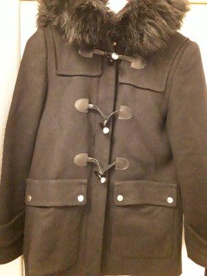 Schwarze Jacke von ZARA