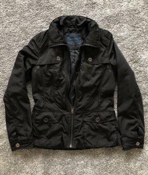 Schwarze Jacke von Zara Basic
