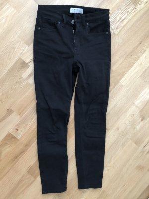 Schwarze Jamie Jeans