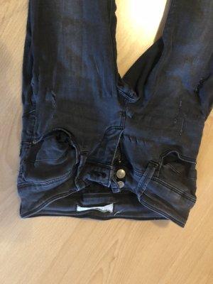 Tally Weijl Jeans taille basse noir