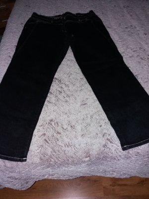 Bon Prix Boot Cut Jeans black cotton