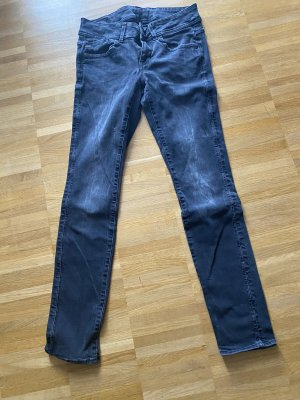 Raw Denim Life Jeans a carota nero