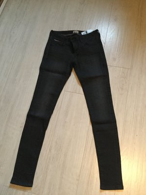 Tommy Hilfiger Denim Jeans cigarette noir