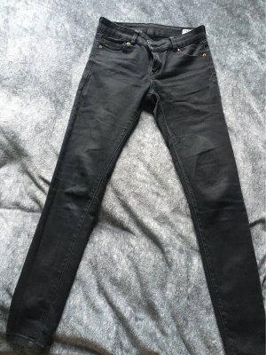 Review Jeans skinny noir