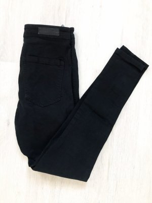 Alcott High Waist Jeans black
