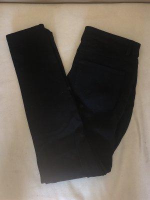 H&M Stretch jeans zwart