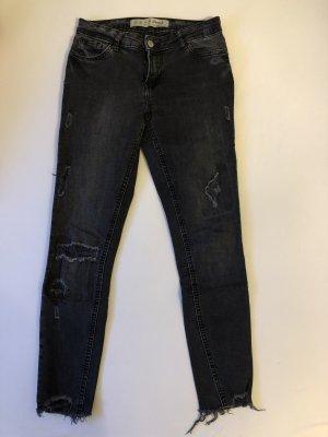 Primark Biker Jeans black