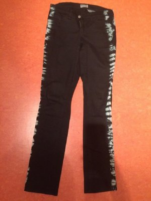 Rainbow Stretch Jeans black