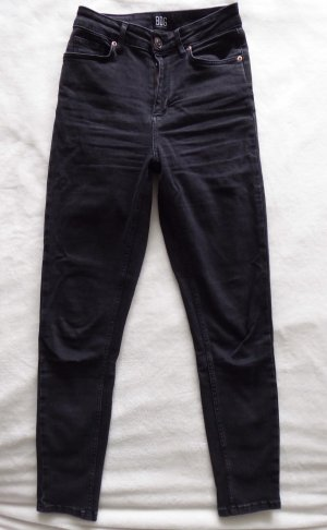Urban Outfitters High Waist Trousers black