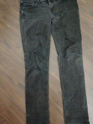 Gap Drainpipe Trousers black