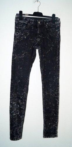 schwarze Jeans Gr.38 H&M