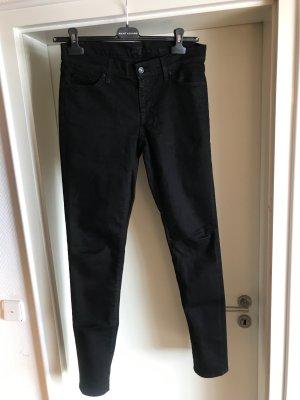 Schwarze Jeans Größe 29