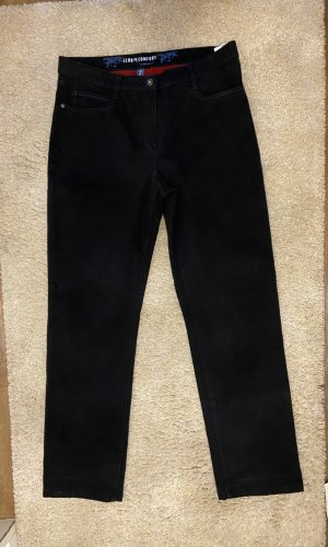 Club of Comfort Low-Rise Trousers black