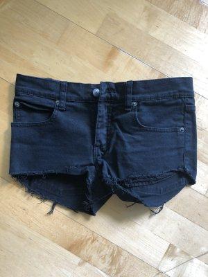 Cheap Monday Denim Shorts black