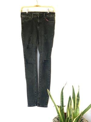 Seven Sisters Jeans a sigaretta nero
