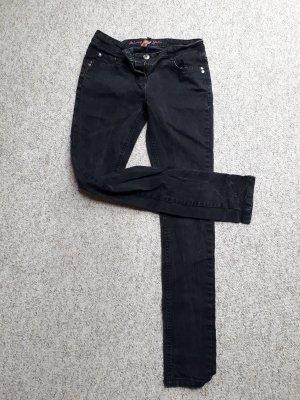 Schwarze Jeans von DenimCo.