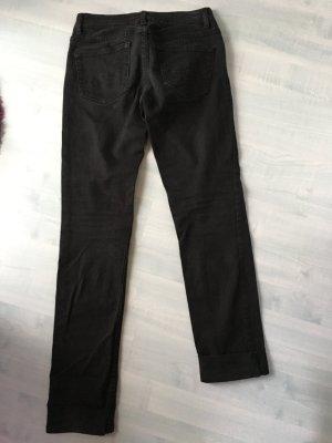 Schwarze Jeans von edc Gr. 34 Regular
